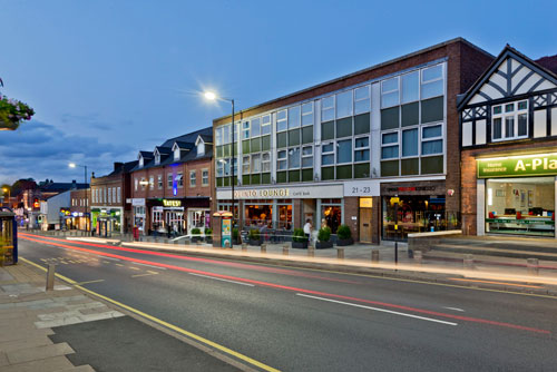 Birmingham Road